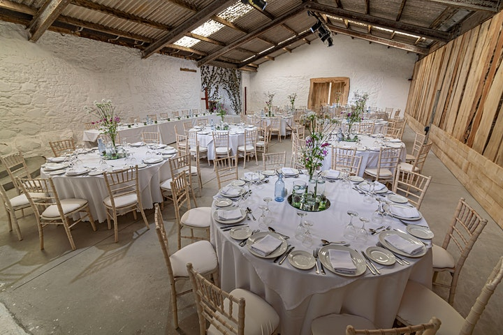 Backhouse Rossie Estate Wedding Showcase image