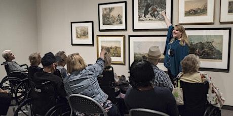 Virtual Artful Moments: Politicians tickets