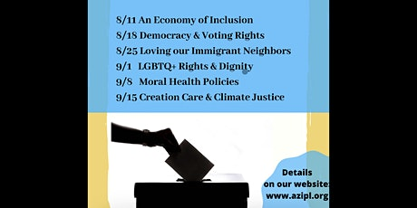 The Dignity Series: A Voting  Guide for Faith Communities tickets