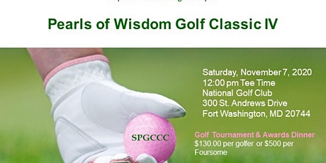 Pearls of Wisdom Golf Classic IV tickets