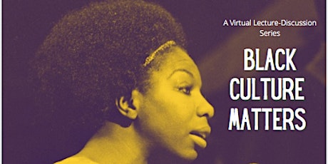 The AASI @PGCC presents: The Black Culture Matters series tickets