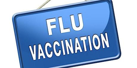 Flu Vaccinations tickets