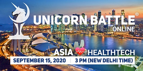 Healthtech Unicorn Battle in Asia tickets