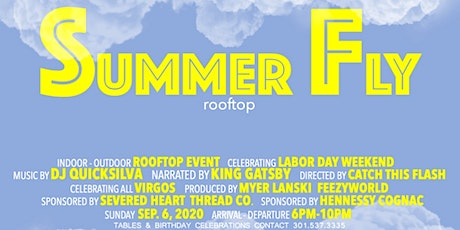SUMMER FLY - ROOFTOP EVENT tickets