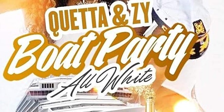 Quetta and Zy's Boat Party tickets