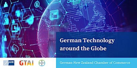 German Technology around the Globe tickets