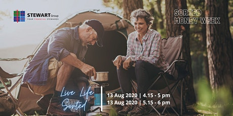 Live Life Sorted | Seminar - Money Week 2020 tickets