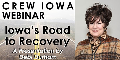 CREW Iowa - Iowa's Road to Recovery tickets