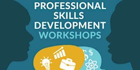 Professional Development Workshop tickets