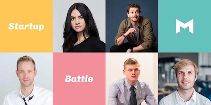 Student Startup Battle image