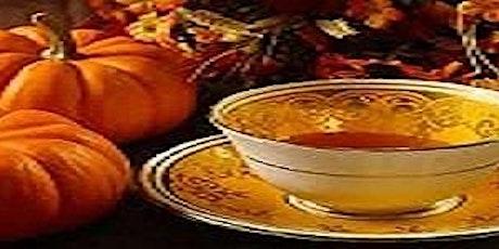 Autumn High Tea tickets