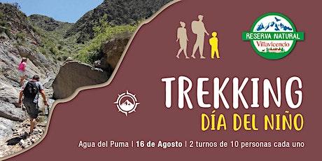 Trekking Día del Niño en la Reserva Natural Villavicencio (Turno Tarde) entradas