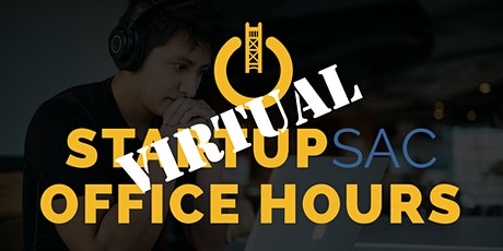 StartupSac Sales Office Hours with Scott Sambucci of SalesQualia tickets