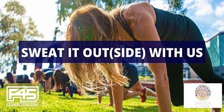 F45 + LA PLAZA OUTDOOR WORKOUT (TICKET REQUIRED) tickets