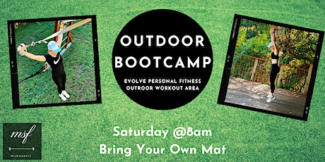 Free Outdoor Bootcamp tickets