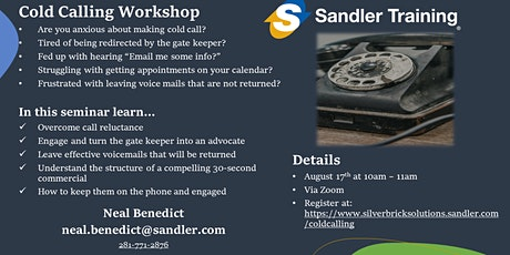 Cold Calling Workshop tickets