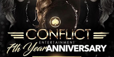 Conflict 7th Year Anniversary Party Saturday at Cephora Hosted By Dess Dior tickets