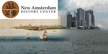 New York is a Dutch City: An Online Conversation tickets