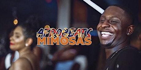 Afrobeats & Mimosas tickets