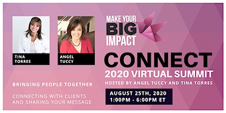 CONNECT Virtual Summit tickets