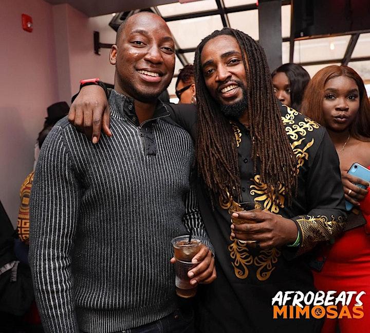 Afrobeats & Mimosas image