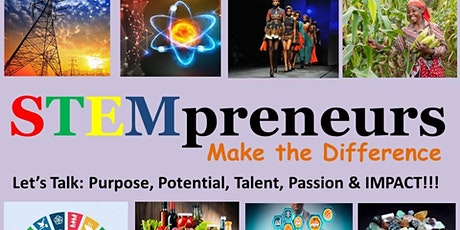 STEMpreneurs: Making A Difference through Innovation & Entrepreneurship tickets