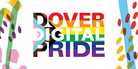 Dover Pride 2020 - FREE Placard Kit! tickets