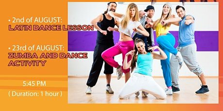 Free Zumba  Class  DarwinTogether #5 Darwin Together/International Meet Up tickets