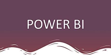 Introdução ao Power BI ingressos
