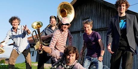 Jazz auf der Wiese 7. Konzert 13. August 2020, 19 Uhr tickets