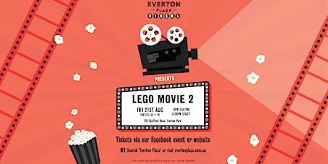 EP Outdoor Cinema: Lego Movie 2 tickets