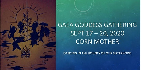 Gaea Goddess Gathering 2020 tickets
