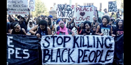 Black Lives Matter - Online Discussion-(Ages 18-50) (Via Zoom) tickets