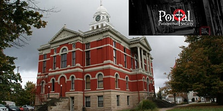 Ghost Hunt at the Courthouse tickets