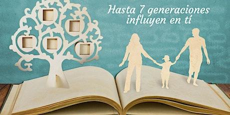 Taller Internacional de Psicogenealogía:  sanar conflictos familiares. billets