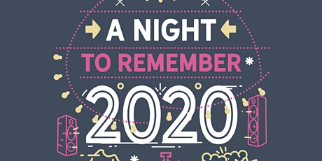 A Night to Remember 2020 tickets