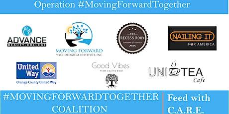Operation #MovingForwardTogether Food Distribution VOLUNTEER SIGN-UP tickets