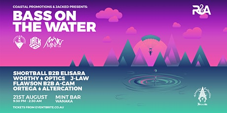 Coastal X Jacked Present: Bass On The Water tickets