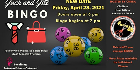 NEW DATE: Jack and Jill Bingo 2021 tickets