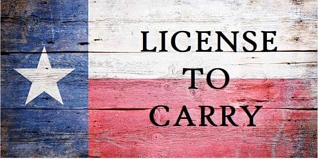 Texas LTC Course tickets
