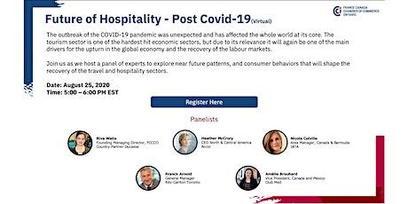 Future of Hospitality Post COVID-19 tickets