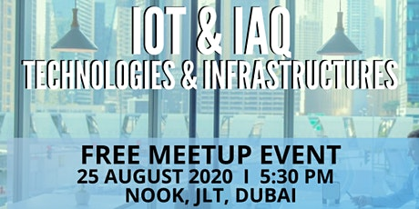 IoT + IAQ  Technologies and Infrastructures tickets