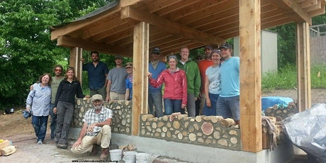 Building a Cordwood Sauna Workshop (Louisa, VA) tickets