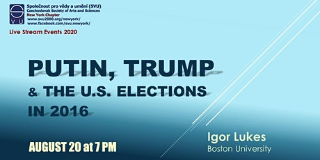 PUTIN, TRUMP and  THE US ELECTIONS IN 2016 tickets
