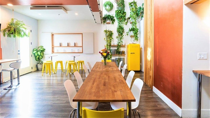 Brunch With a Purpose Workshop: California image