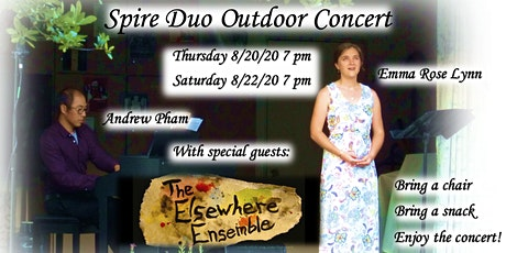 Spire Duo Outdoor Concert tickets