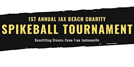 1st Annual Jax Beach Charity Spikeball Tournament tickets