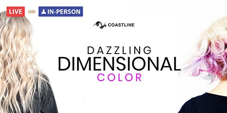 Dazzling Dimensional Color tickets