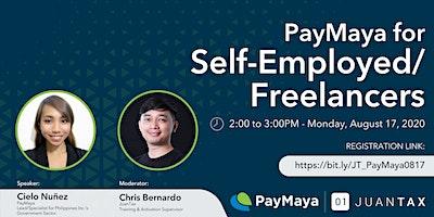 PayMaya for Self-Employed/Freelancers
