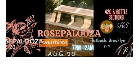 ROSEPALOOZA tickets